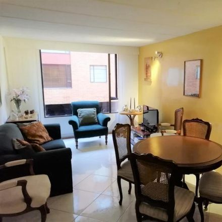 Rent this 3 bed apartment on Calle 147 in UPZ Los Cedros, 110121 Bogota