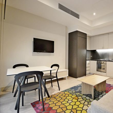 Rent this 2 bed apartment on 1018/233 Collins Street