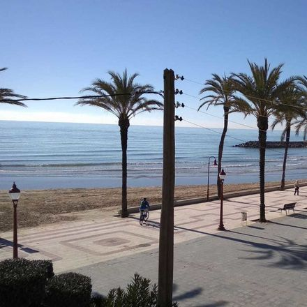 Rent this 1 bed apartment on Cubelles in Cal Baró, CATALONIA
