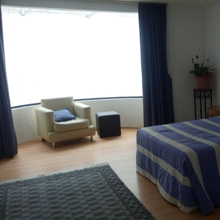 Rent this 4 bed room on Alejandro Volta in Santa Fe, Paseo de las Lomas