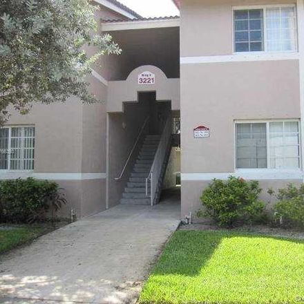 Rent this 2 bed condo on 3221 Sabal Palm Manor in Davie, FL 33024