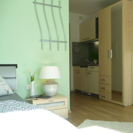 Rent this 1 bed apartment on Ettinger Straße 26a in 85057 Ingolstadt, Germany