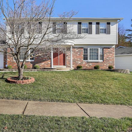 Rent this 4 bed house on 12815 Highstone Drive in Saint Louis County, MO 63146