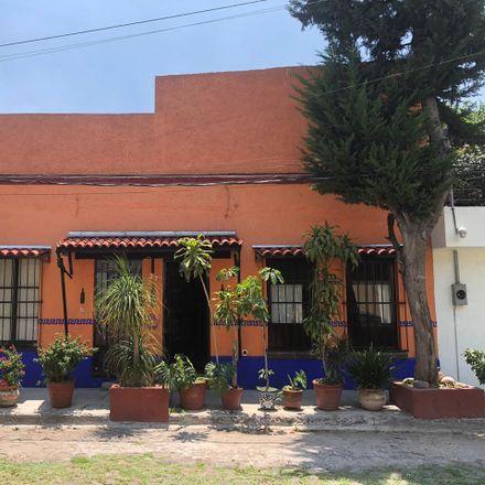 Rent this 2 bed townhouse on Eleuterio Méndez 27 in San Diego Churubusco, Coyoacán