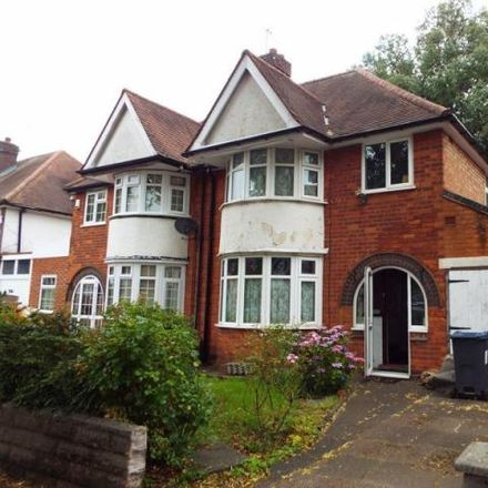 Rent this 3 bed house on 66 Kilmorie Road in Hay Mills B27 6AX, United Kingdom