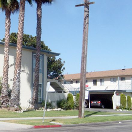 Rent this 1 bed apartment on 16919 Yukon Avenue in Torrance, CA 90504
