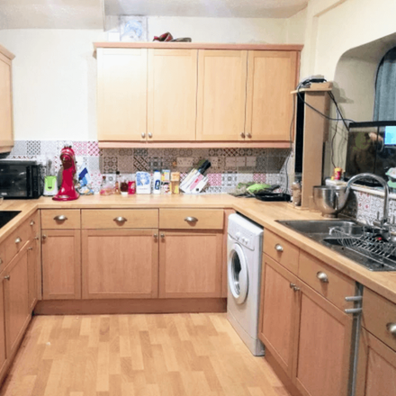 Rent this 3 bed house on Nailsworth Avenue in Yate BS37, United Kingdom