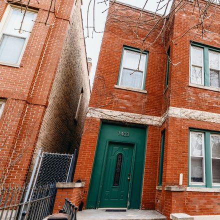 Rent this 7 bed duplex on 1403 North Oakley Boulevard in Chicago, IL 60622