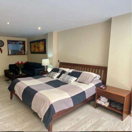 Rent this 1 bed apartment on Carrera 16 in Localidad Usaquén, 110121 Bogota