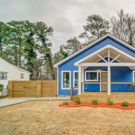 Rent this 3 bed house on 1315 Eastridge Road Southwest in Atlanta, GA 30311