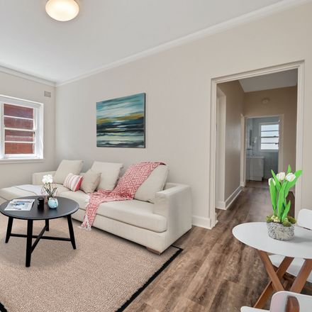 Rent this 2 bed apartment on 5/1 Ocean  Street