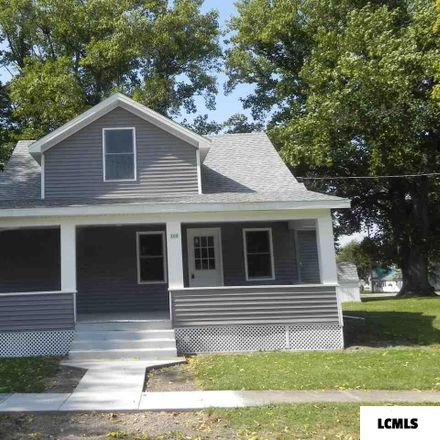 Rent this 3 bed house on 200 South Mary Street in Atlanta, IL 61723