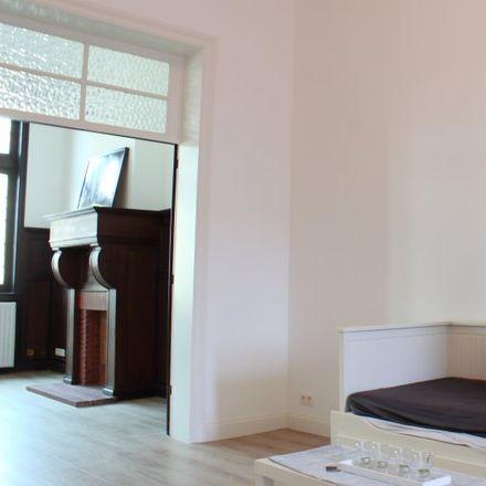 Rent this 1 bed apartment on Avenue Paul Janson - Paul Jansonlaan in Anderlecht, Belgium