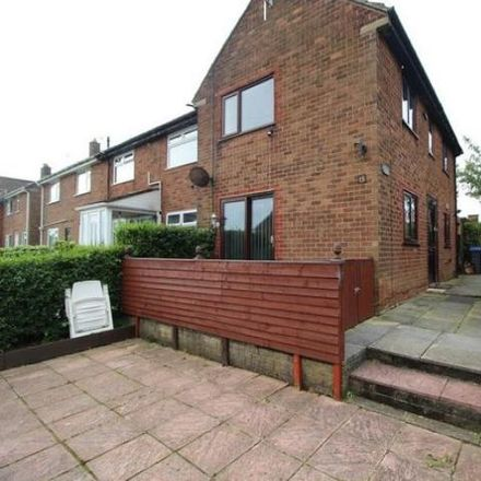 Rent this 3 bed house on Tynedale Road in Blackpool FY3 7UD, United Kingdom