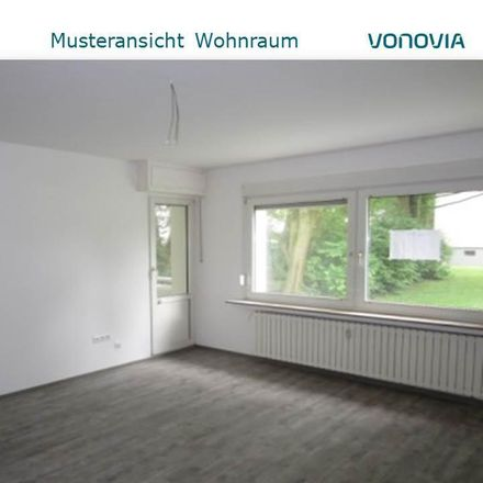 Rent this 2 bed apartment on Tannenbergstraße 48 in 46045 Oberhausen, Germany