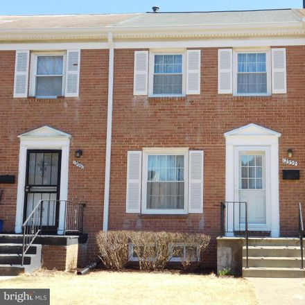 Rent this 3 bed condo on 12959 Claxton Drive in South Laurel, MD 20708