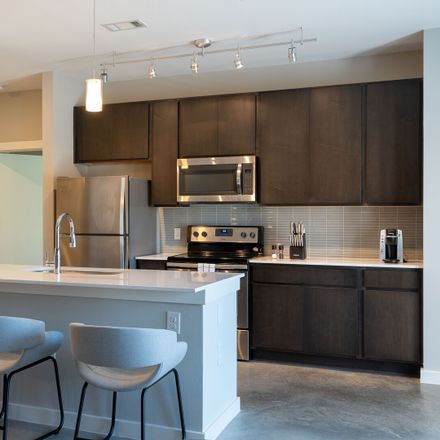 Rent this 1 bed apartment on 2741 Kinney Oaks Court in Austin, TX 78704