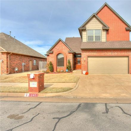 Rent this 4 bed house on 12401 Bell Gardens Drive in Oklahoma City, OK 73170