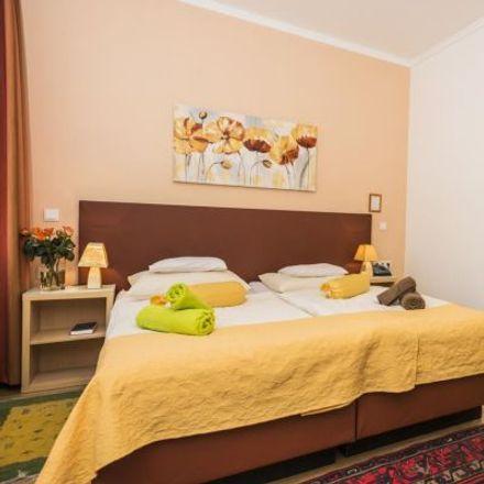 Rent this 1 bed apartment on Ferchergasse 19 in 1170 Vienna, Austria