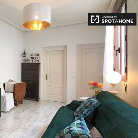 Rent this 1 bed apartment on Telefónica in Gran Vía, 28001 Madrid