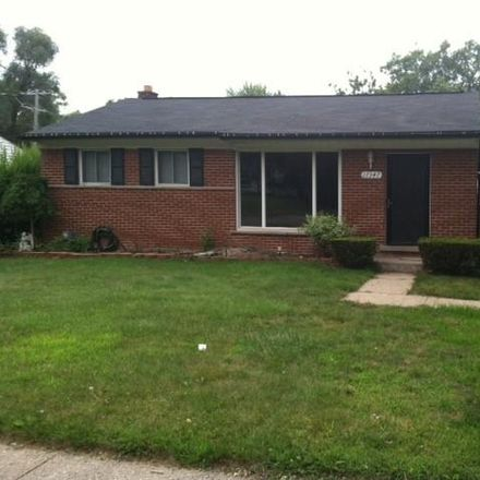 Rent this 3 bed house on 17347 Inkster Road in Redford Township, MI 48152