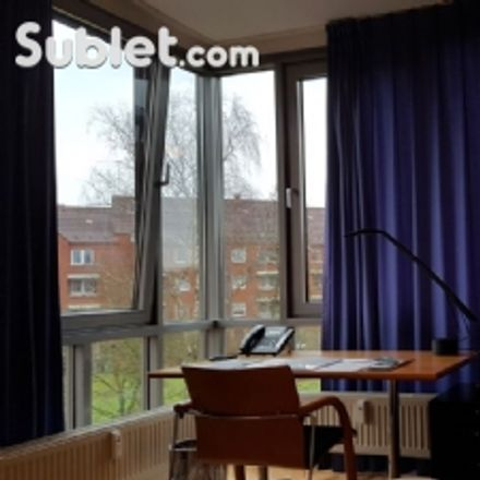 Rent this 1 bed apartment on Sternhäuser Appartements in Grasweg 1, 22846 Norderstedt