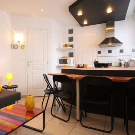 Rent this 1 bed apartment on 11 Rue Jean Veyrat in 38000 Grenoble, France