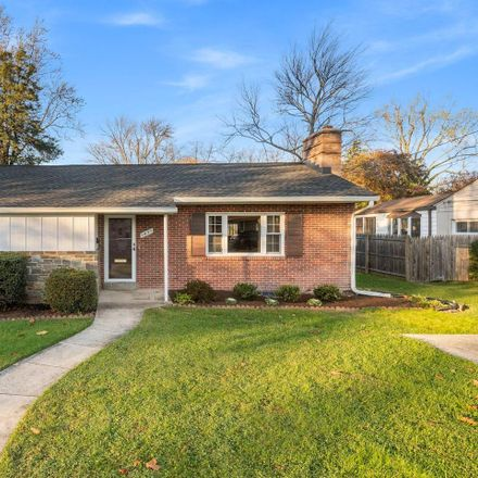 Rent this 3 bed house on 1821 Sanford Rd in Silver Spring, MD