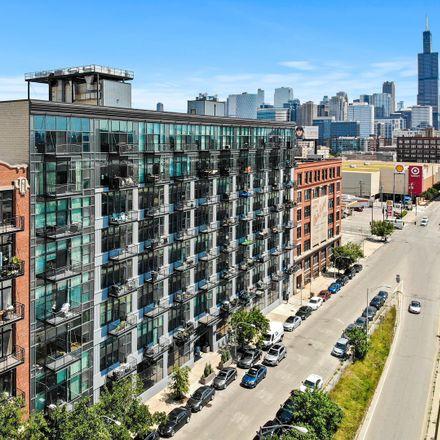 Rent this 2 bed loft on 1214-1224 West Van Buren Street in Chicago, IL 60607
