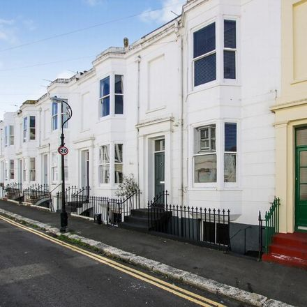 Rent this 4 bed apartment on Great College Street in Brighton BN2 1HJ, United Kingdom