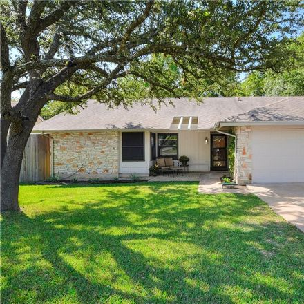 Rent this 3 bed house on 4911 Sage Hen Drive in Austin, TX 78727