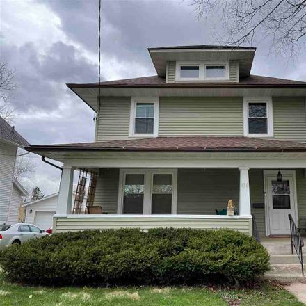 Rent this 3 bed house on 138 South Ringold Street in Janesville, WI 53545
