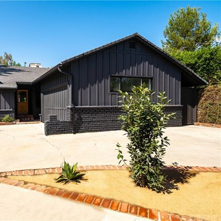 Rent this 3 bed house on Cumpston St in Van Nuys, CA