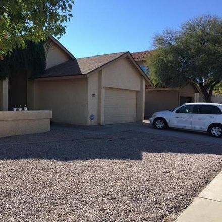 Rent this 3 bed house on 2359 West Gregg Drive in Chandler, AZ 85224