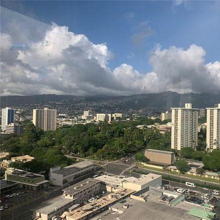 Rent this 2 bed condo on 55 South Kukui Street in Honolulu, HI 96813