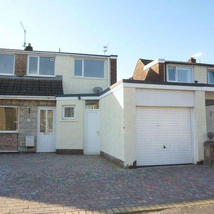 Rent this 3 bed house on Tegfan in Brynsadler CF72 9BP, United Kingdom