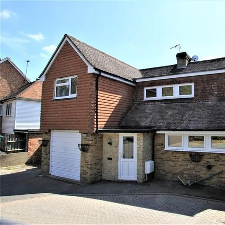 Rent this 4 bed house on Burgh Hill in Rother TN19 7PB, United Kingdom