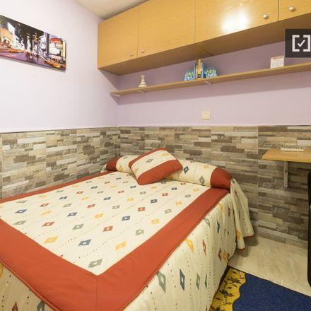 Rent this 1 bed apartment on Plaza de Nelson Mandela in Calle del Mesón de Paredes, 28001 Madrid