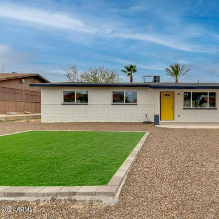 Rent this 4 bed house on 147 West Buist Avenue in Phoenix, AZ 85041