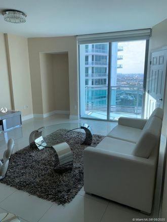 Rent this 1 bed condo on Wind in 350 South Miami Avenue, Miami
