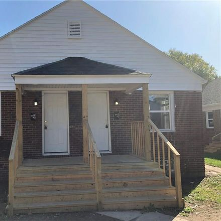 Rent this 3 bed house on North Tibbs Avenue in Indianapolis, IN 46222