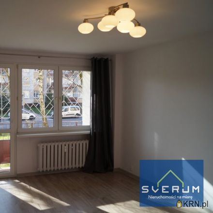 Rent this 2 bed apartment on Stefana Starzyńskiego 1A in 42-224 Częstochowa, Poland