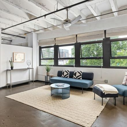 Rent this 1 bed loft on Blick Art Materials in 878 Peachtree Street Northeast, Atlanta