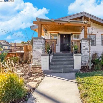 Rent this 2 bed house on 6863 Arthur Street in Oakland, CA 94621