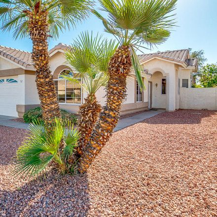 Rent this 3 bed house on 52 South Willow Creek Street in Chandler, AZ 85225