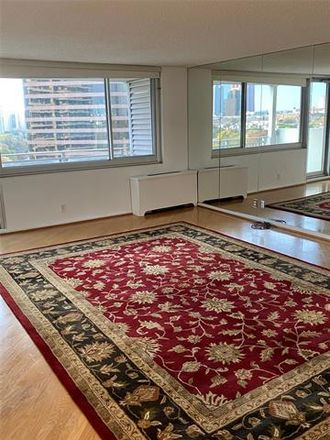 Rent this 2 bed condo on 3883 Turtle Creek Boulevard in Dallas, TX 75219
