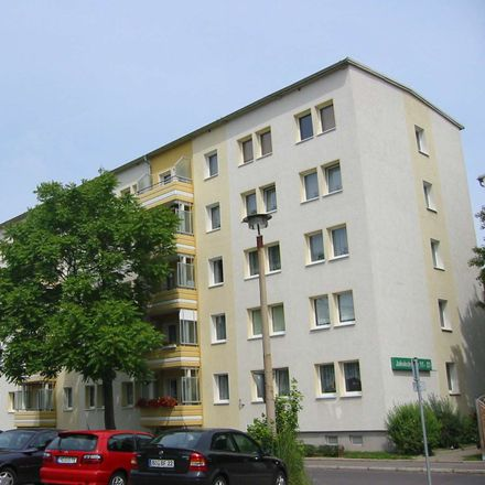Rent this 2 bed apartment on Blauebeilstraße 1 in 39104 Magdeburg, Germany