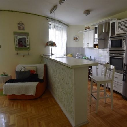 Rent this 1 bed apartment on Gimnazjum nr 28 in Franciszka Bujaka, 30-612 Krakow