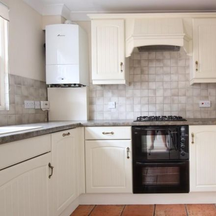 Rent this 3 bed house on Westfield Close in Wimborne Minster BH21 1ES, United Kingdom