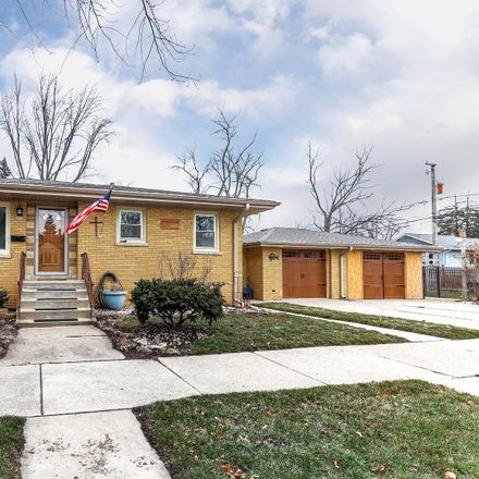 Rent this 4 bed house on 9355 55th Avenue in Oak Lawn, IL 60453